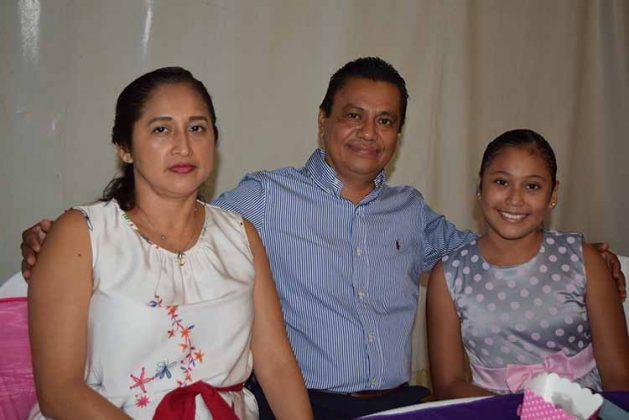 Familia Yoc Figueroa.
