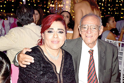 Magally Zamorano, Francisco Morales.