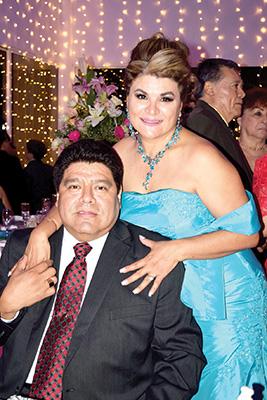 Alberto Ramos, Carmen Rivera.