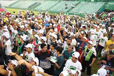 Gran Recibimiento a los Campeones del Ascenso MX, Cafetaleros de Tapachula