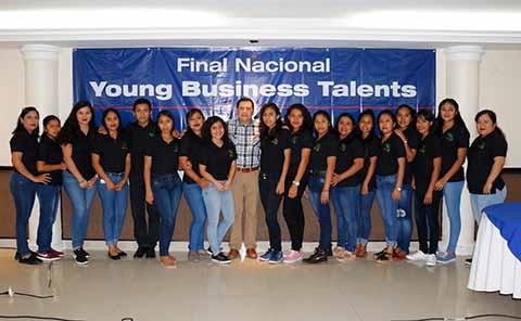 Jóvenes del CECyTE Chiapas Obtienen Primeros Lugares en Nacional del Young Business Talents