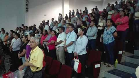 Ratifican SNTE y CNTE Paro Indefinido Nacional