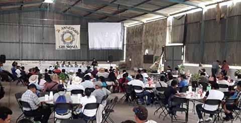 Fortalecen Sector Productivo Cafetalero de la Sierra