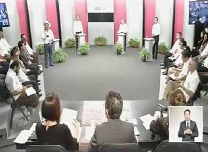En la conclusión del debate, los cuatro candidatos reiteraron sus principales propuestas e invitaron a las y los chiapanecos para acudir a las urnas el próximo 1 de julio.