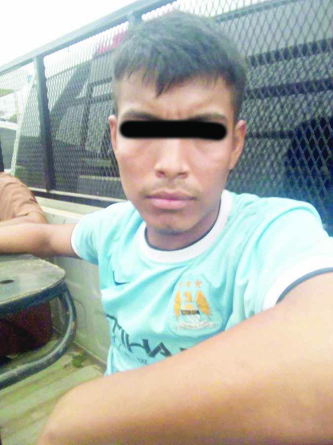 Detenidos Cuando Transportaban Medio Kilo de Mariguana