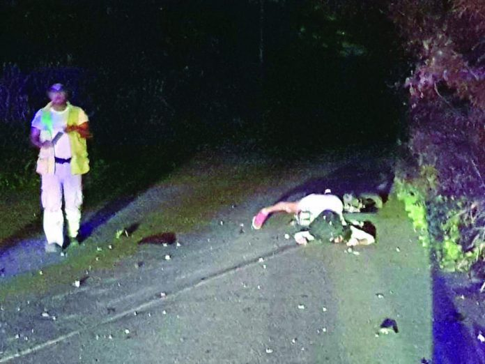Dos Muertos en Choque de Motocicletas
