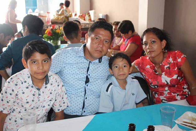 Familia Hermitaño Cruz.