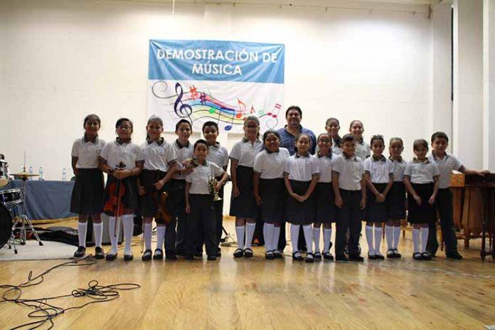Centro Educativo América.