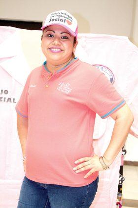 Margarita Hernández.
