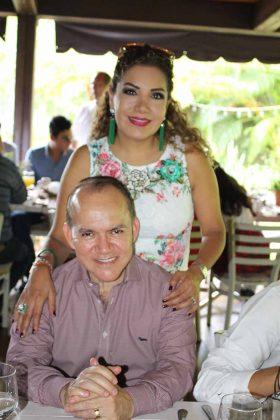 Clemente Miguel, Mayra D´Aquino.