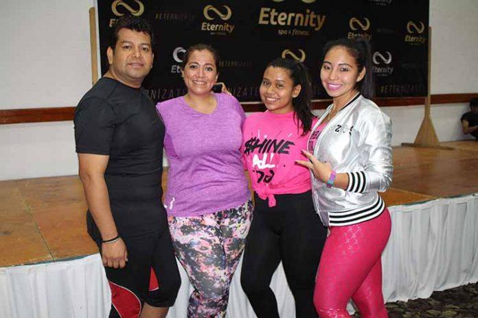Marlon López, Yadira Ruiz, Yona Quinta, Mar Reyes.