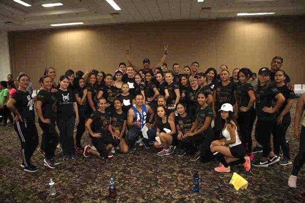 Familia Troya Gym.