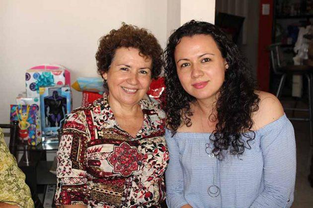 María Talarico, María Carrera.
