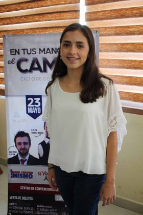 Valeria Marín.