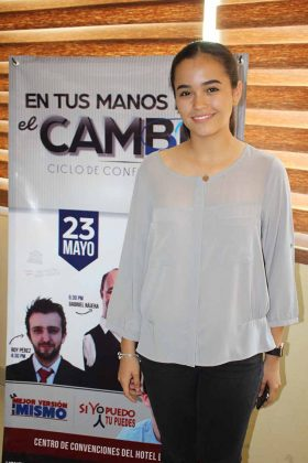 Danaé Orozco.