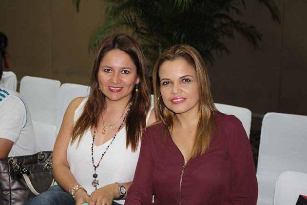 Zussette Barrios, Roxana D´Elia.
