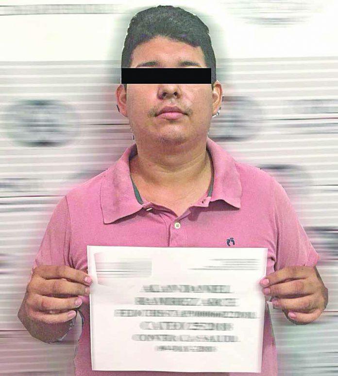 """Encuentran Marihuana y una Granada en """"Narcotiendita"""""""