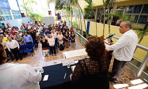 Inicia en la UNACH el XI Encuentro Internacional de Investigadores de Lengua y Literatura