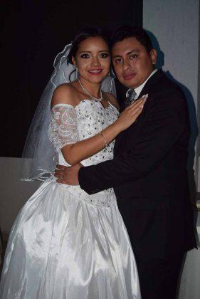 Mariana Segovia & Patrick Martínez.