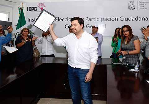 Arranca Fernando Castellanos Campaña Hacia la Gubernatura de Chiapas