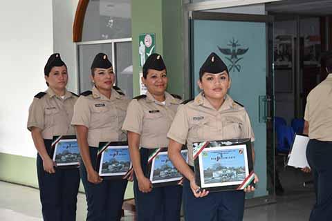 Igualdad de Oportunidades Para Mujeres Soldado