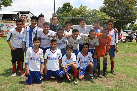 Deportivo Ramírez es Monarca