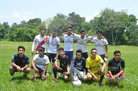 Empatan Halcones y Deportivo San Rafael