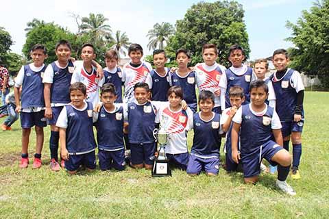 Central Deportiva es Campeón