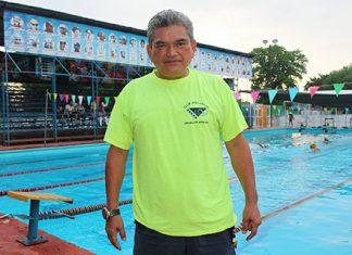 """Nadadores Listos Para Competir en aniversario del """"Club Aquarius"""""""