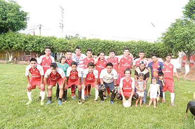 San Ángel y Benfica Empataron en Gran Partido