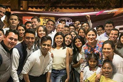 En mi Gobierno sí Habrá Oportunidades Para los Jóvenes: Aguilar Bodegas