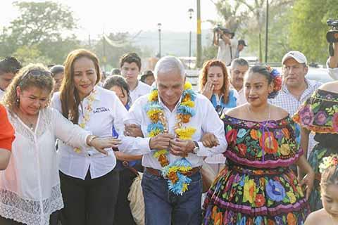 JAAB: Chiapas Será Estado De Igualdad y Oportunidades