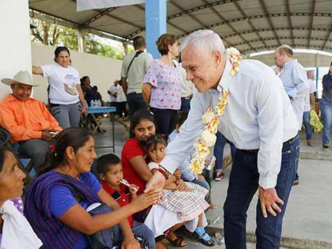 Los Niños de Chiapas Serán Prioridad en mi Gobierno