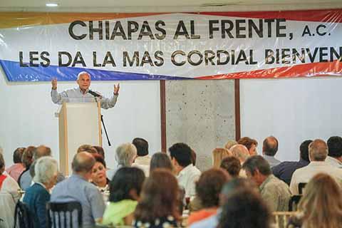 Empresas Chiapanecas Tendrán Prioridad en Contratos: JOSEAN
