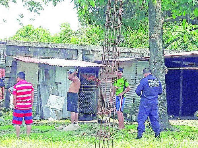 Abuelito Murió en el Interior de su Casa