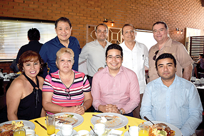 Pepe Mak, Moisés Díaz, Isabel Venegas, Francisco Núñez, Juan Carlos Pérez, Isabel Venegas, Rosario Cabrera, Clelia Amato, Sajjad Ochoa.