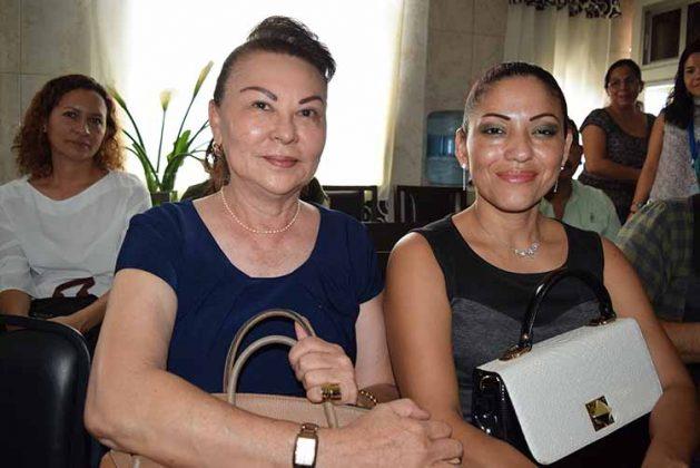 Gely Komukai; Lupita Ramos, CENTRA Tapachula.