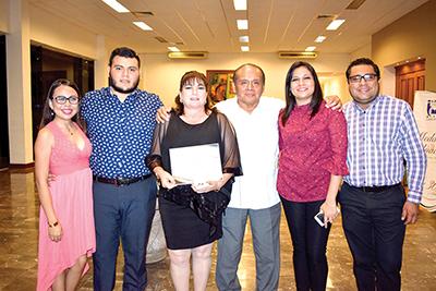 Kenia Rodríguez, Miguel Torres, Patricia Becerra, Miguel Torres, Patricia Torres, Pablo García.