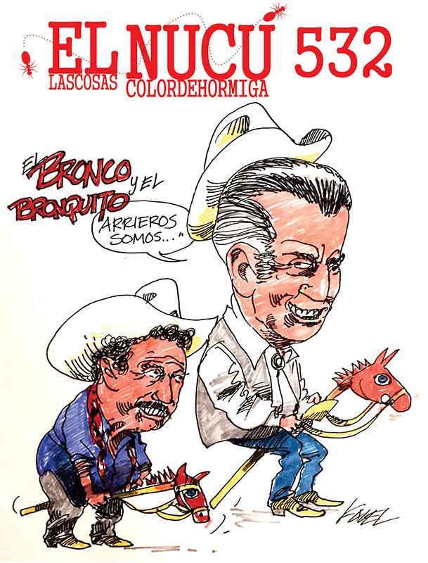 EL BRONCO Y EL BRONQUITO...