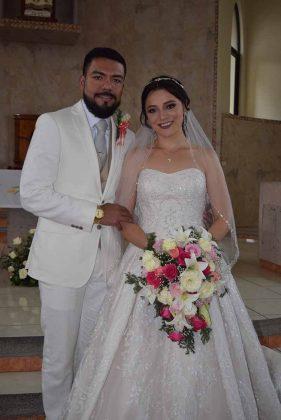 Luis Fuentes & Magaly Zavaleta.
