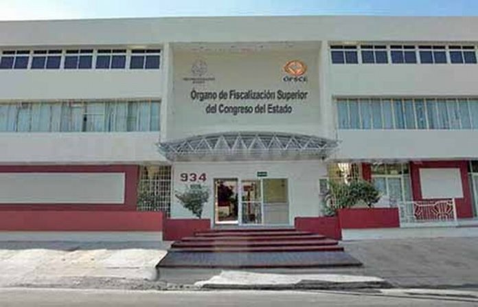 Denuncia Penalmente a Cinco Presidentes Municipales por Incumplir la Cuenta Pública 2017
