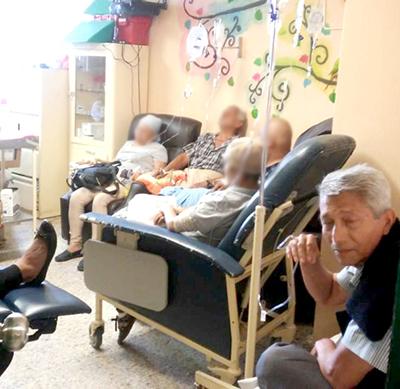 Pacientes Denuncian Falta de Equipo y Medicinas en Quimioterapia del IMSS