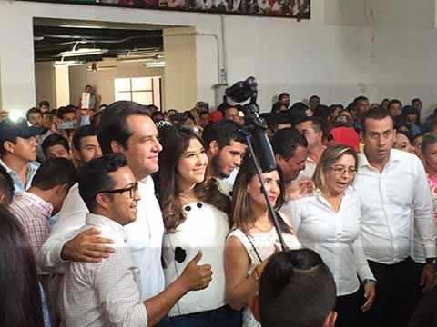 Advierte Albores ser el Candidato que Chiapas Necesita