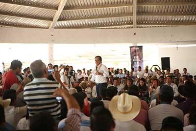Mayores Apoyos Para el Campo Chiapaneco: RAG