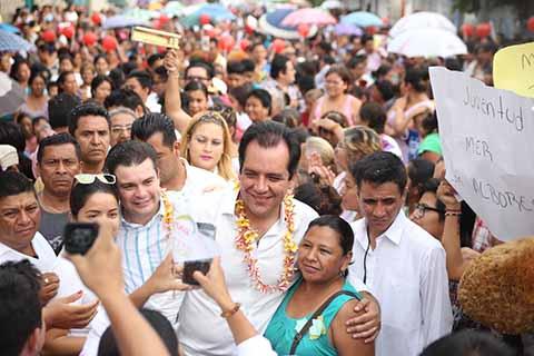 """""""Voy a Ser el Gobernador del Empleo y la Transformación Económica de Chiapas"""": Albores"""