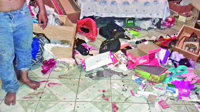Violento Robo en Casa Habitación