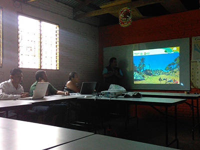 Implementan Reordenamiento de la Actividad Turística en la Biosfera del Volcán Tacaná