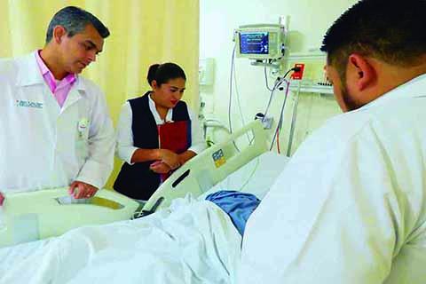 Ofrece Salud Servicio de Medicina Paliativa a Pacientes con Enfermedad en Etapa Avanzada
