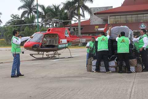 Chiapas Sigue Fortaleciendo Sistema de Protección Civil