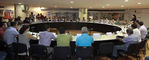 Continúa Diálogo Entre Gobierno Estatal y Maestros de la Sección VII del SNTE